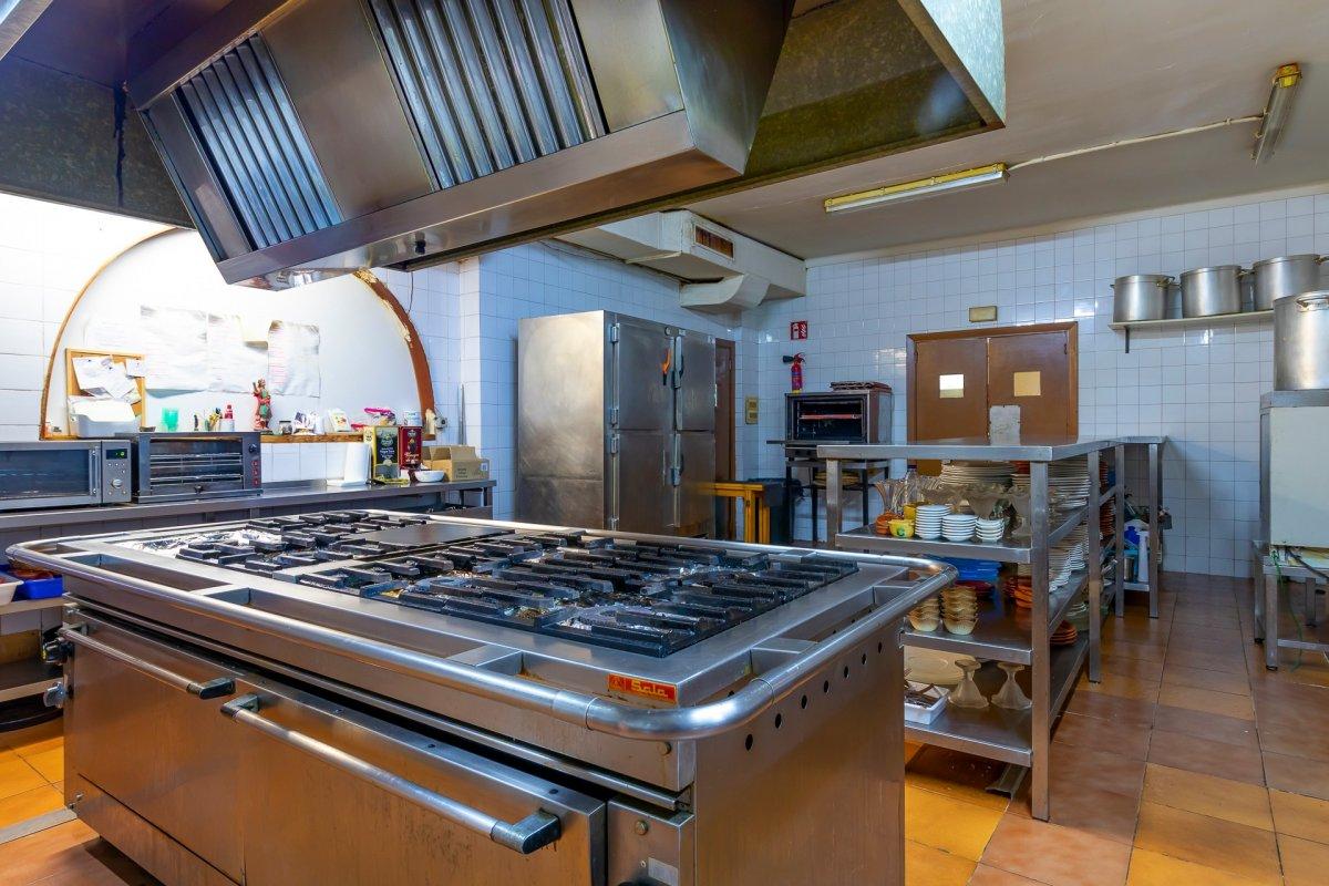 Restaurante con equipamiento y muebles incluido en sa cabaneta, marratxi - imagenInmueble10