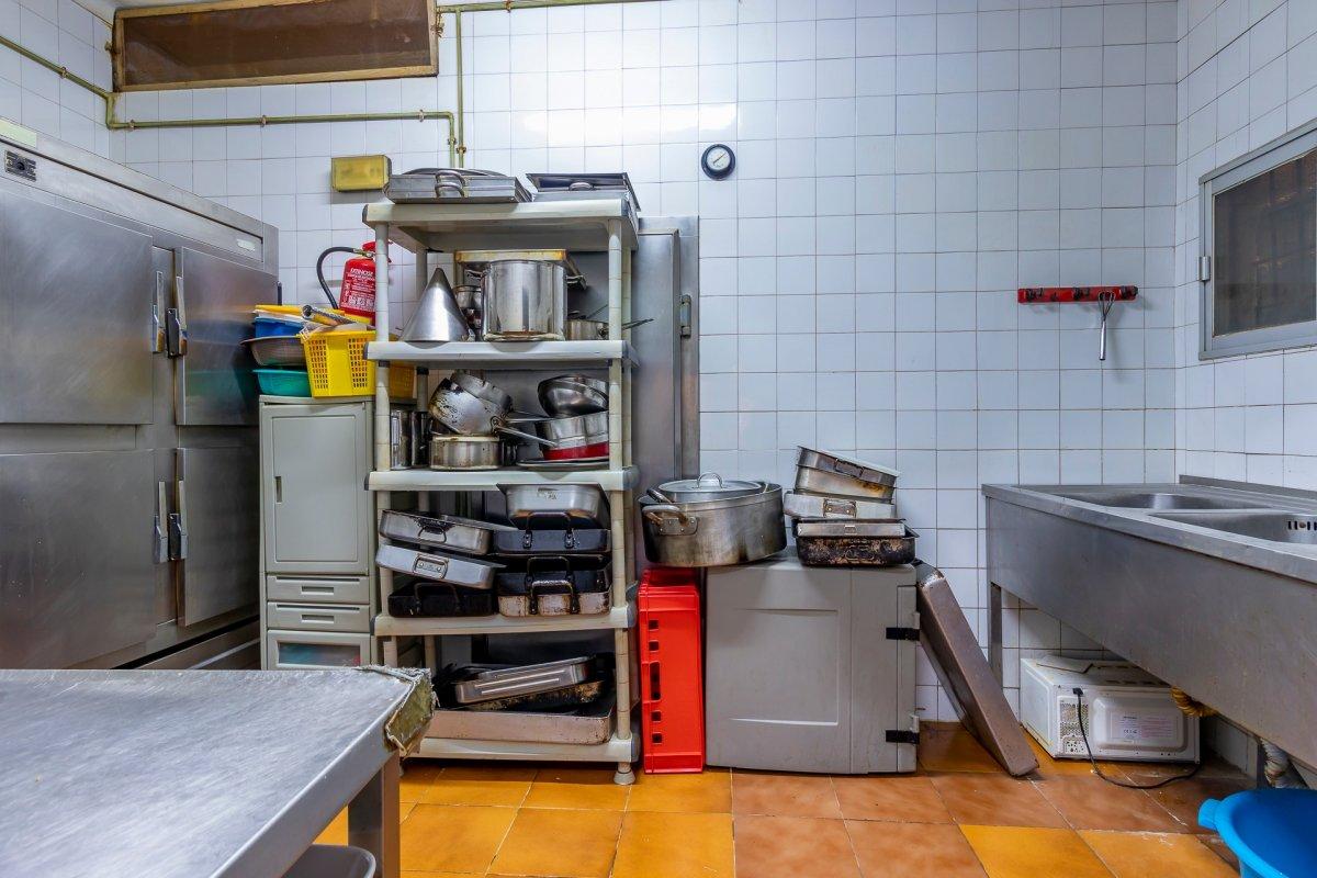 Restaurante con equipamiento y muebles incluido en sa cabaneta, marratxi - imagenInmueble11