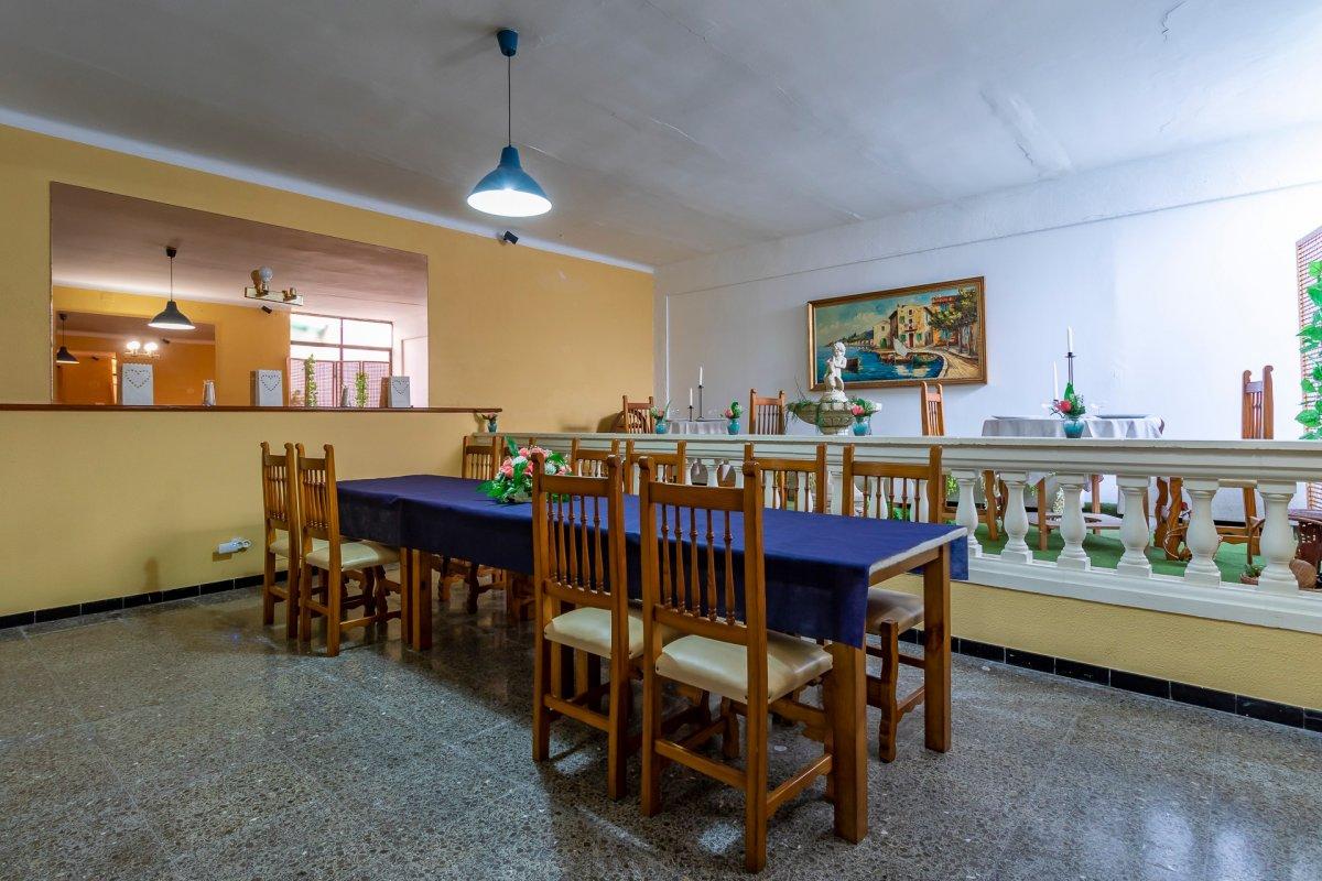 Restaurante con equipamiento y muebles incluido en sa cabaneta, marratxi - imagenInmueble12