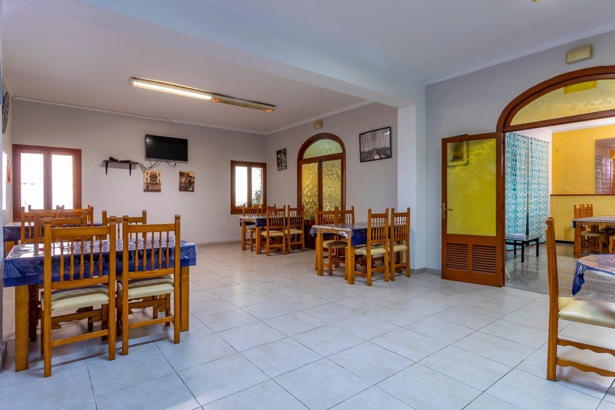 Restaurante con equipamiento y muebles incluido en sa cabaneta, marratxi - imagenInmueble14
