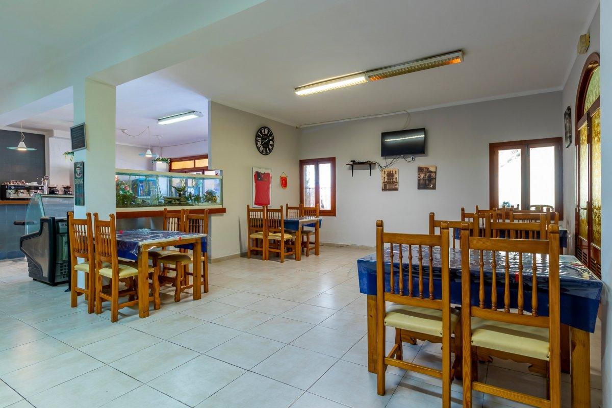 Restaurante con equipamiento y muebles incluido en sa cabaneta, marratxi - imagenInmueble15