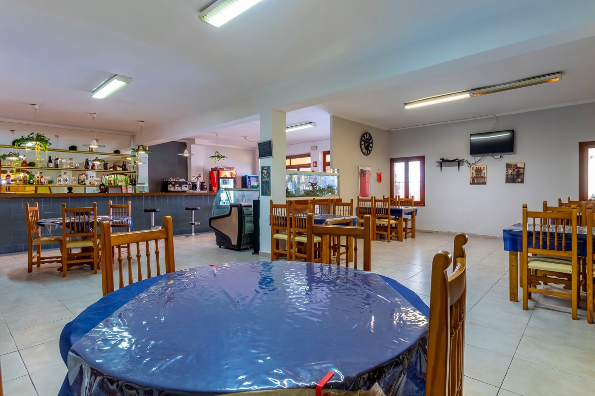 Restaurante con equipamiento y muebles incluido en sa cabaneta, marratxi - imagenInmueble17