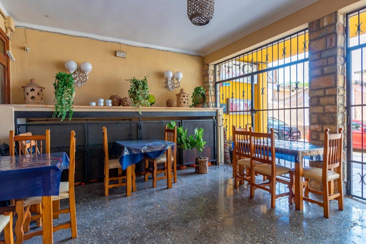 Restaurante con equipamiento y muebles incluido en sa cabaneta, marratxi - imagenInmueble22