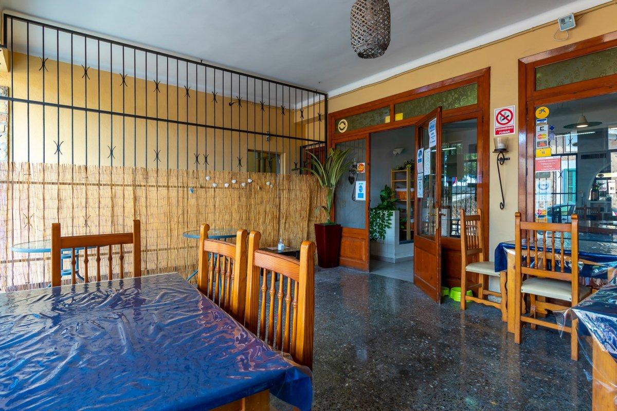 Restaurante con equipamiento y muebles incluido en sa cabaneta, marratxi - imagenInmueble23
