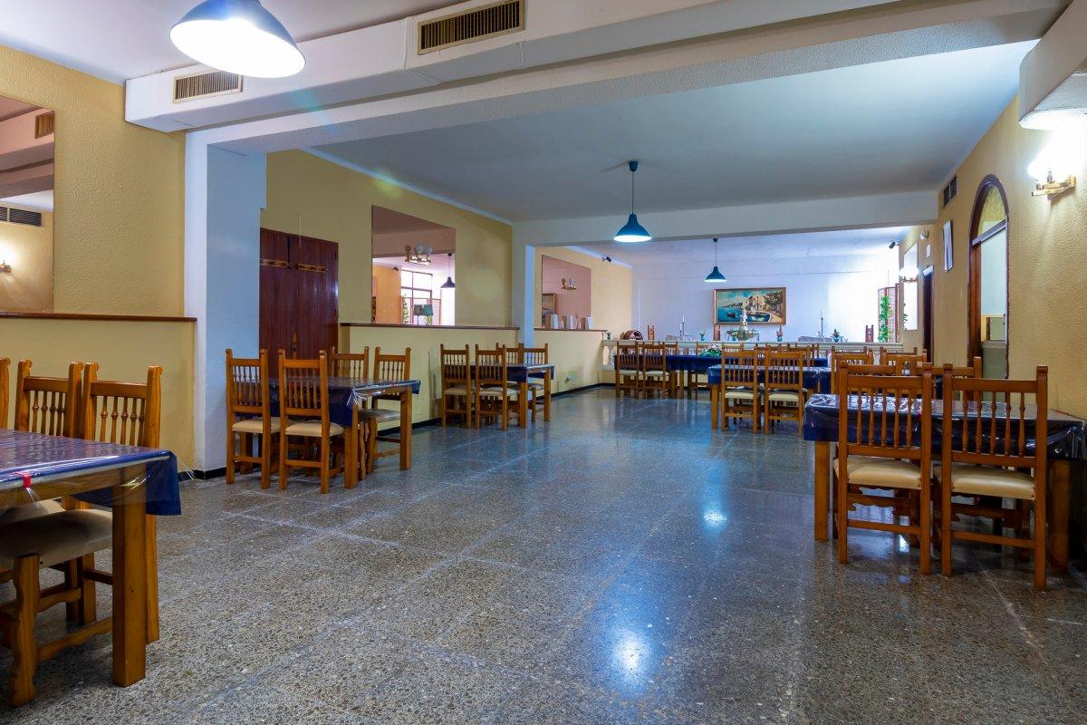 Restaurante con equipamiento y muebles incluido en sa cabaneta, marratxi - imagenInmueble3
