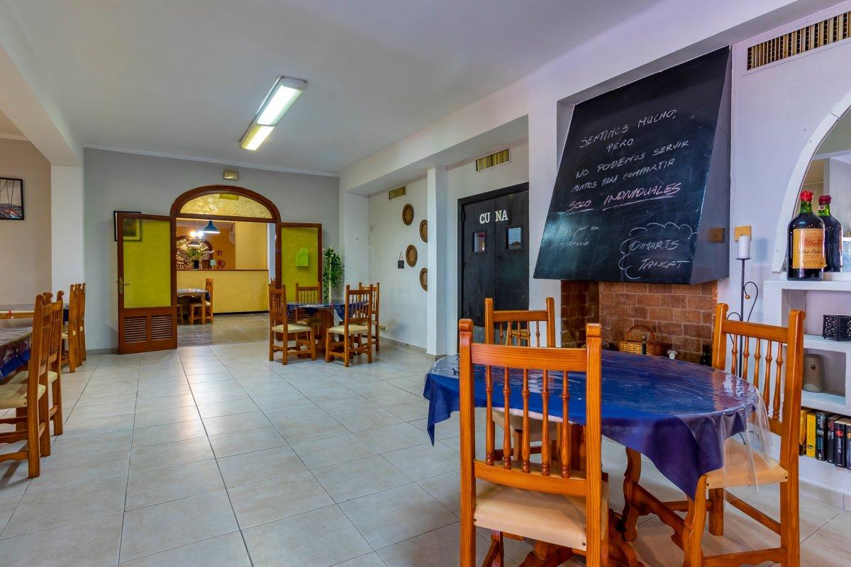 Restaurante con equipamiento y muebles incluido en sa cabaneta, marratxi - imagenInmueble4