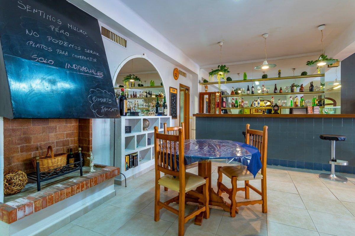 Restaurante con equipamiento y muebles incluido en sa cabaneta, marratxi - imagenInmueble5