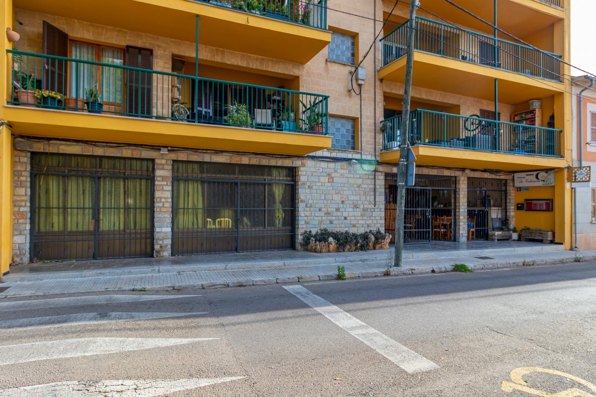 Restaurante con equipamiento y muebles incluido en sa cabaneta, marratxi - imagenInmueble7