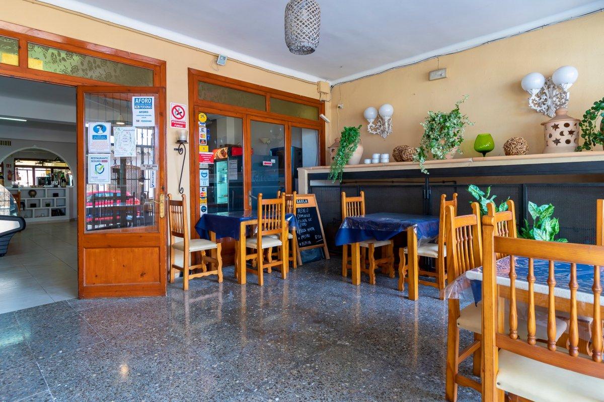 Restaurante con equipamiento y muebles incluido en sa cabaneta, marratxi - imagenInmueble8