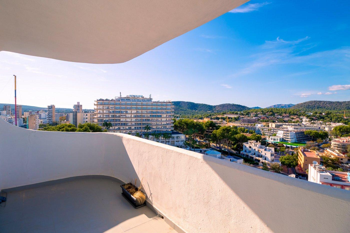 Precioso apartamento con vistas al mar en magaluf, calvia - imagenInmueble9