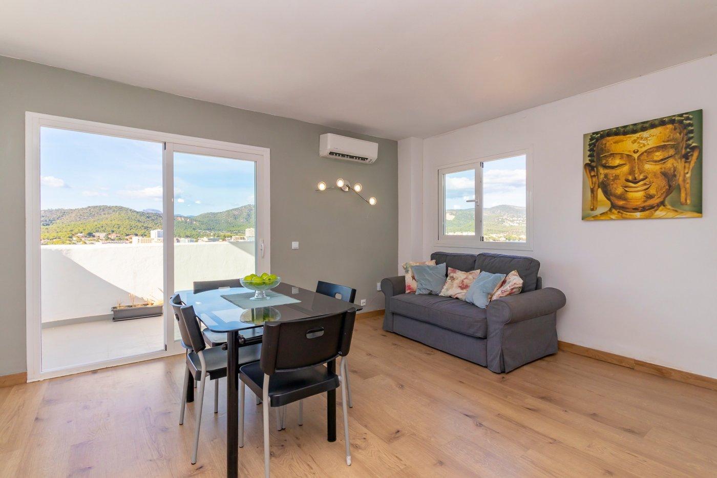 Precioso apartamento con vistas al mar en magaluf, calvia - imagenInmueble1