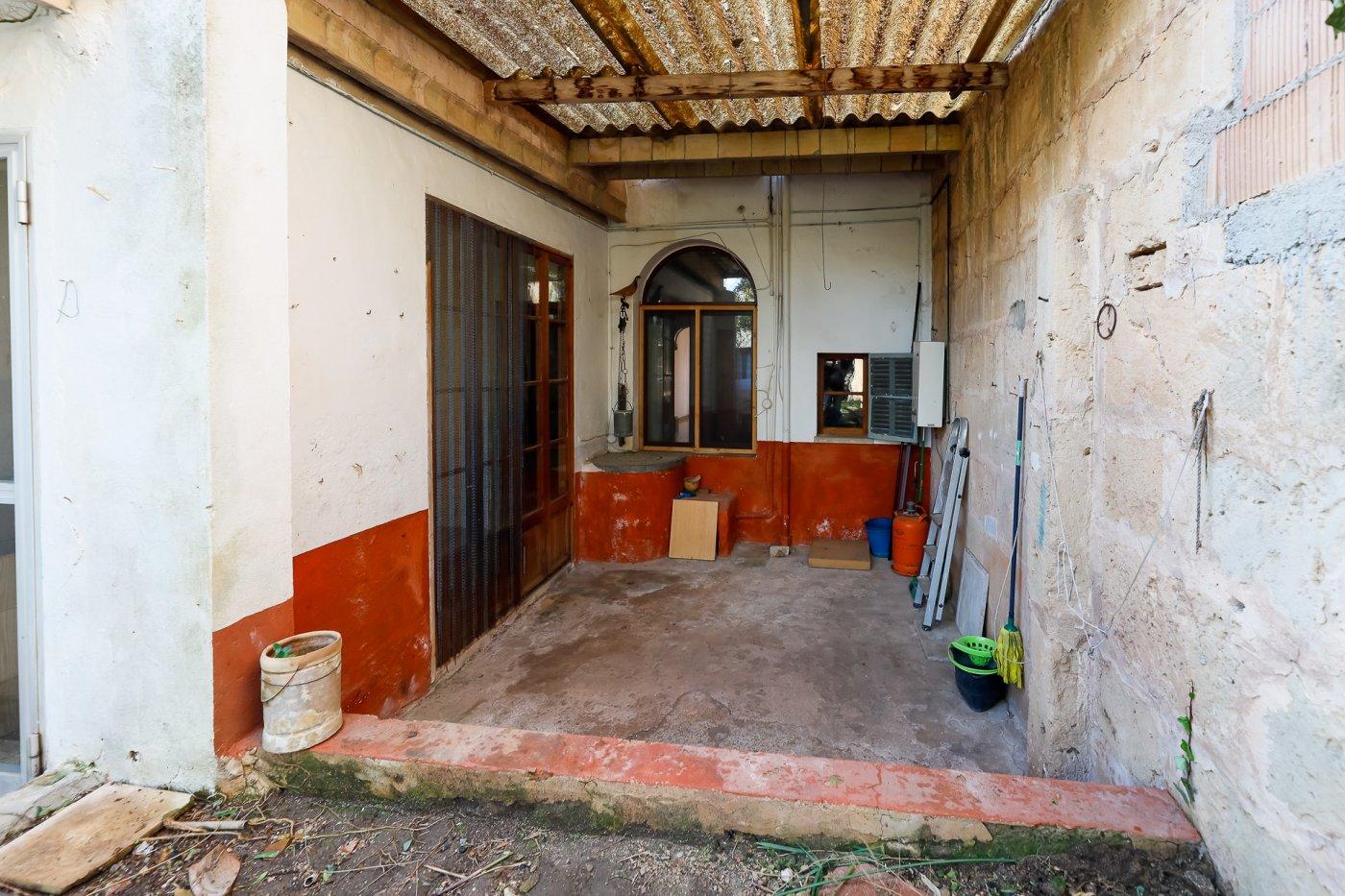 Casa con jardÍn en el centro de llucmajor - imagenInmueble35