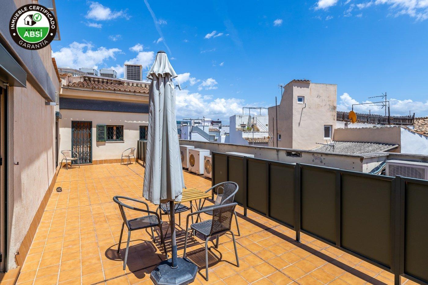 Ático con terraza en plaza mayor de palma - imagenInmueble0
