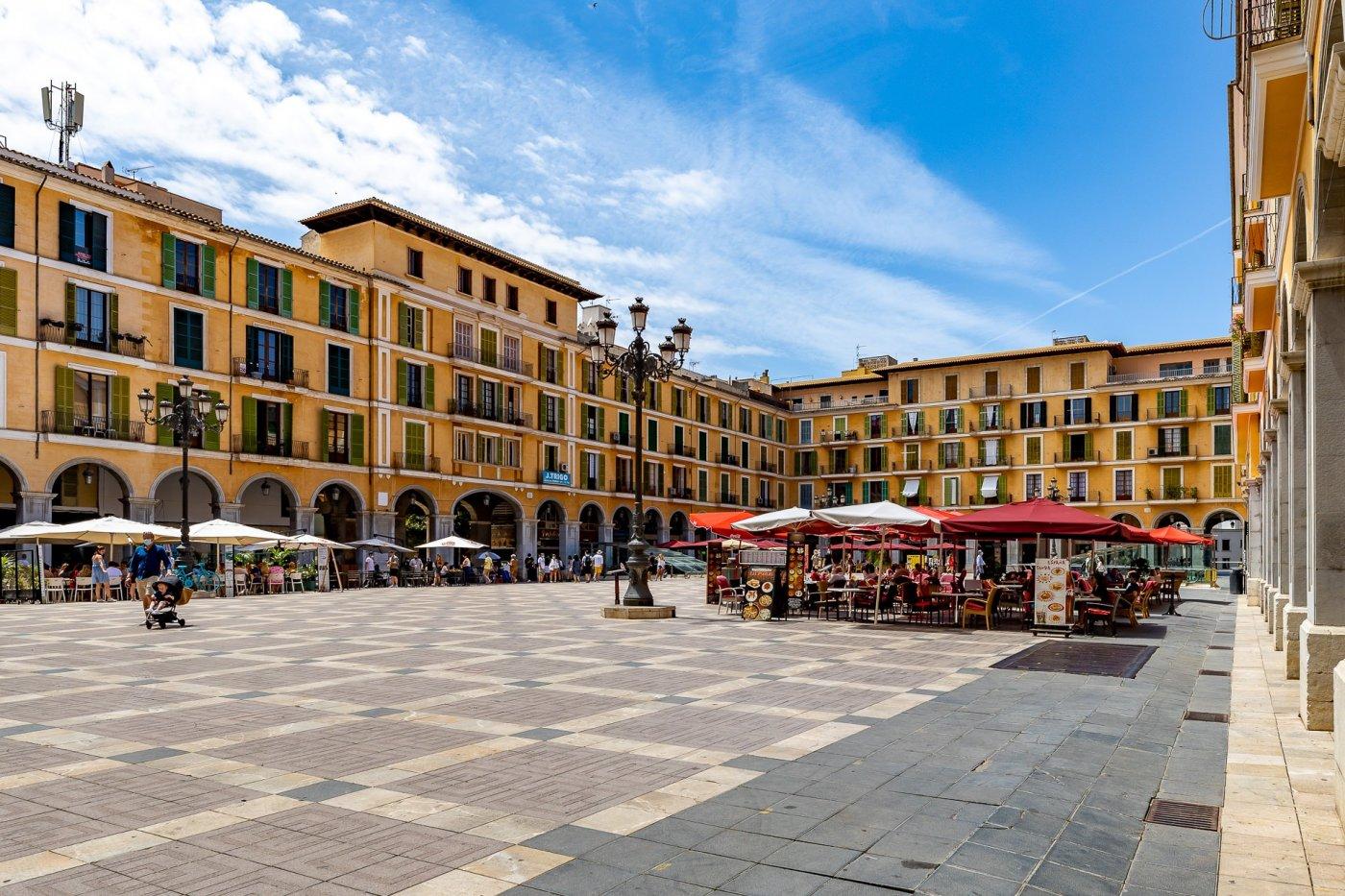 Ático con terraza en plaza mayor de palma - imagenInmueble14