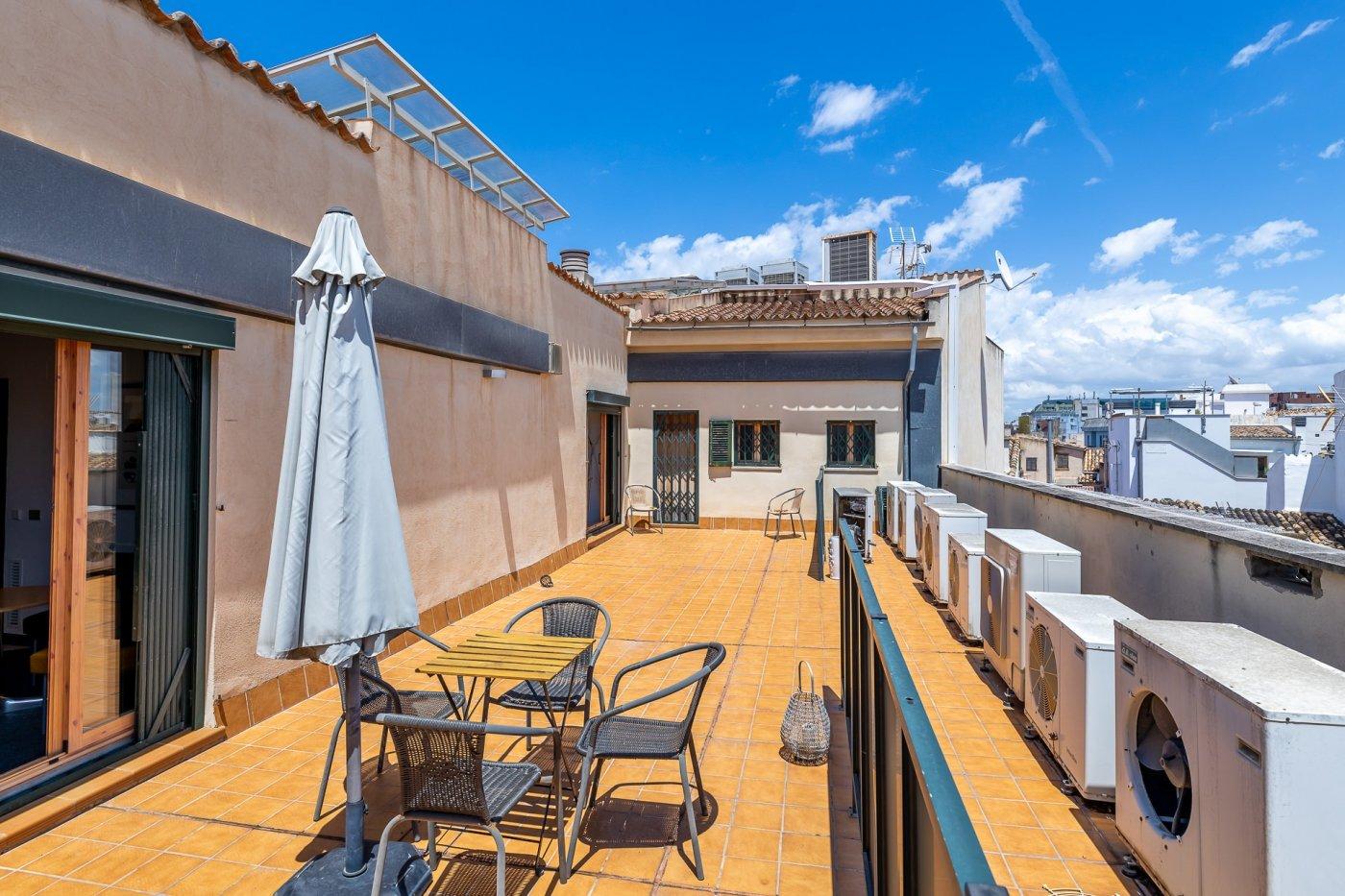Ático con terraza en plaza mayor de palma - imagenInmueble1
