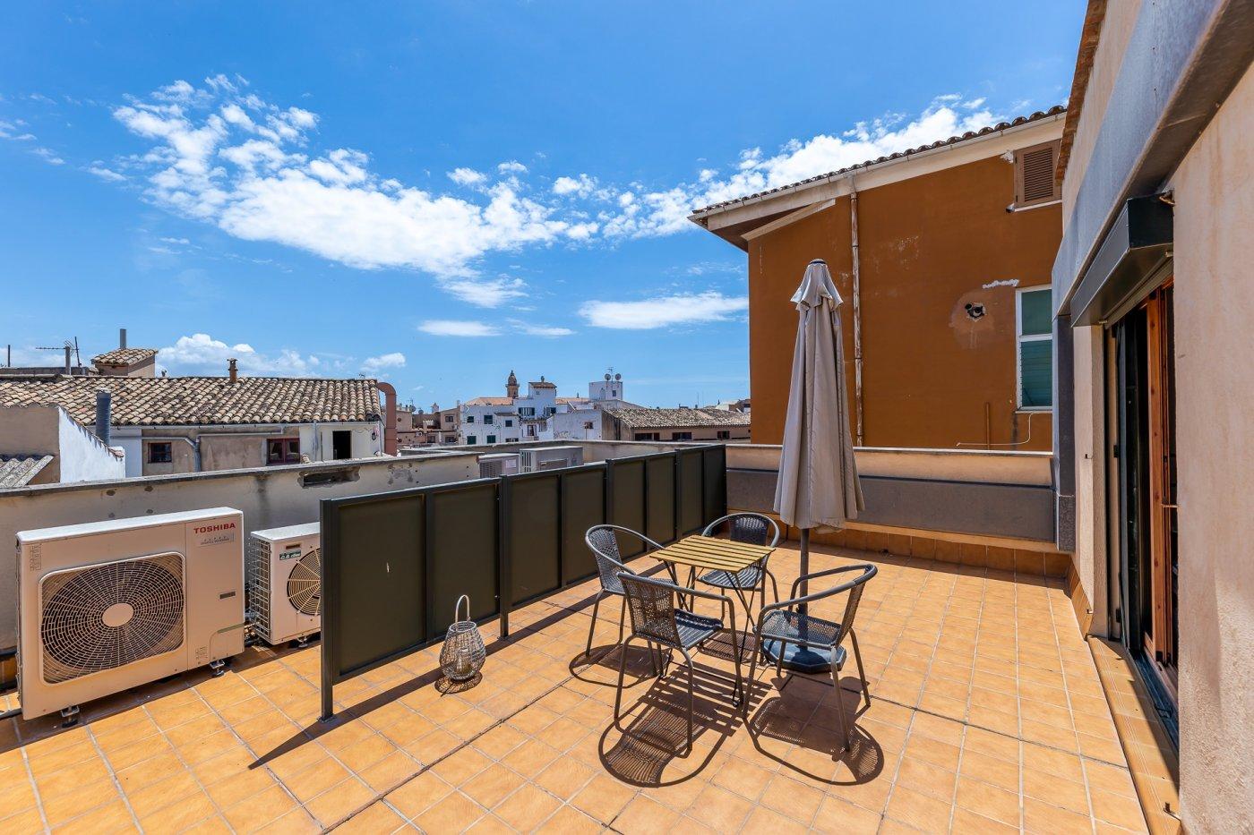 Ático con terraza en plaza mayor de palma - imagenInmueble21