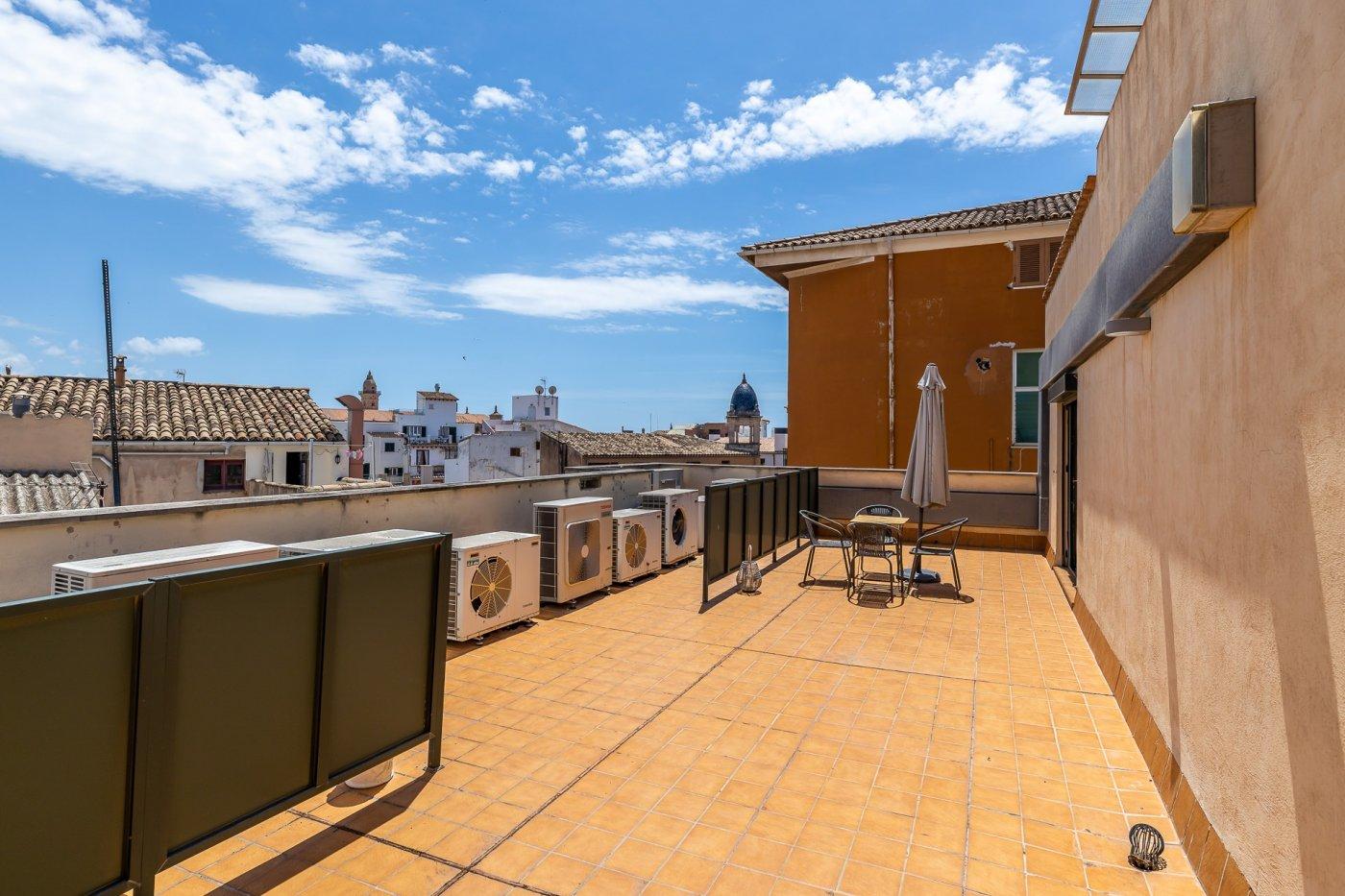 Ático con terraza en plaza mayor de palma - imagenInmueble22