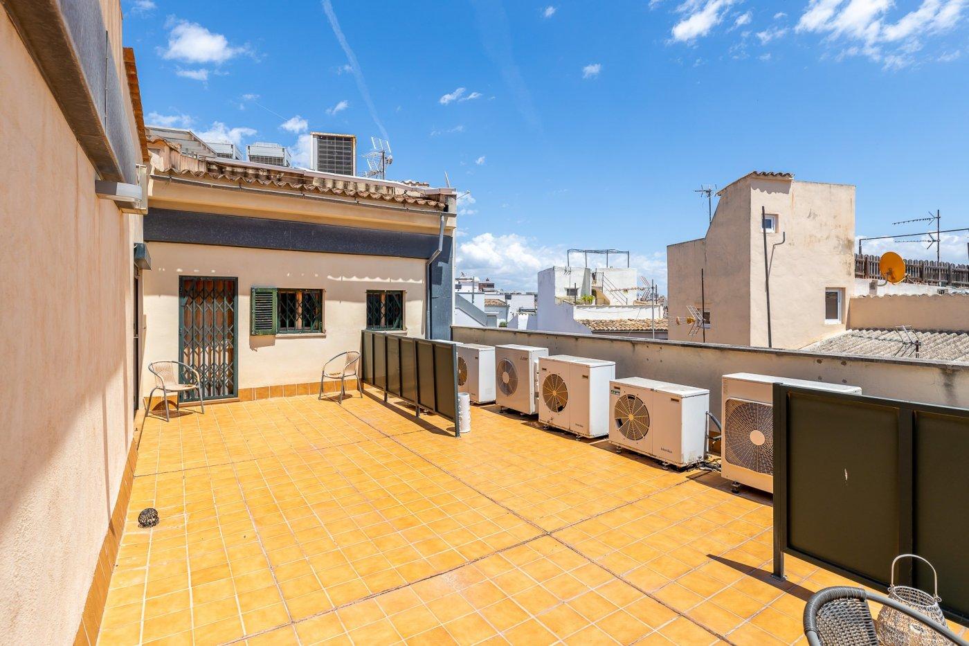 Ático con terraza en plaza mayor de palma - imagenInmueble23