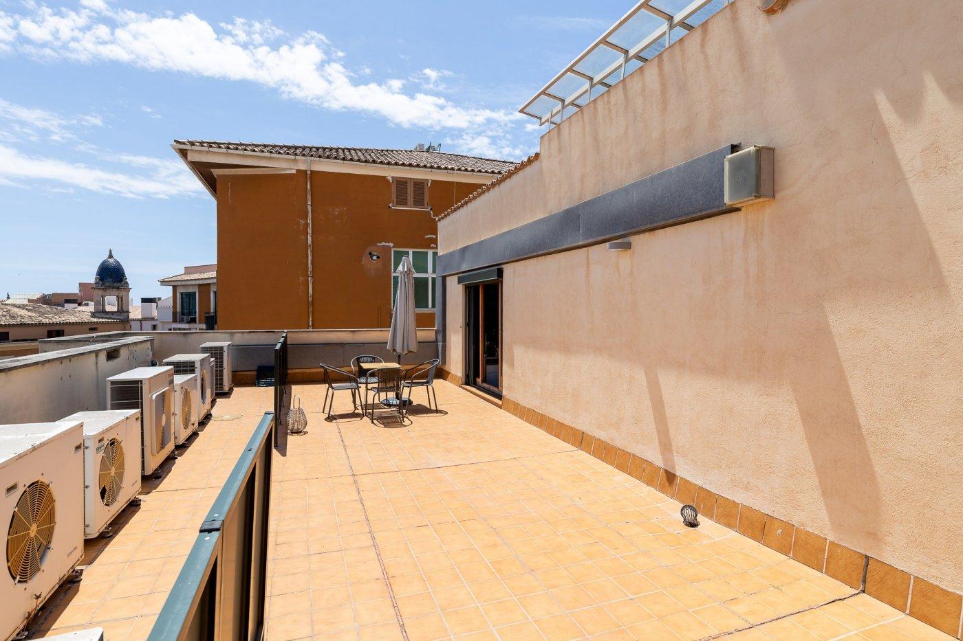 Ático con terraza en plaza mayor de palma - imagenInmueble25