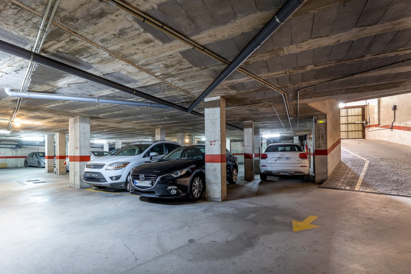 Espacioso piso con parking en el arenal de llucmajor - imagenInmueble25