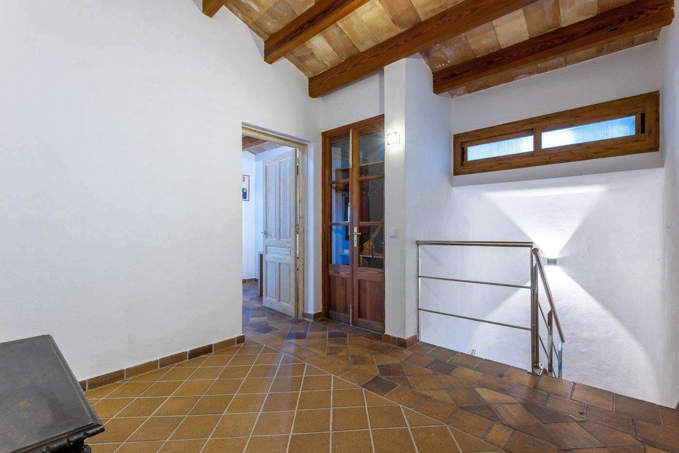 Encantadora finca rÚstica con casa de invitados  en marratxinet - imagenInmueble14