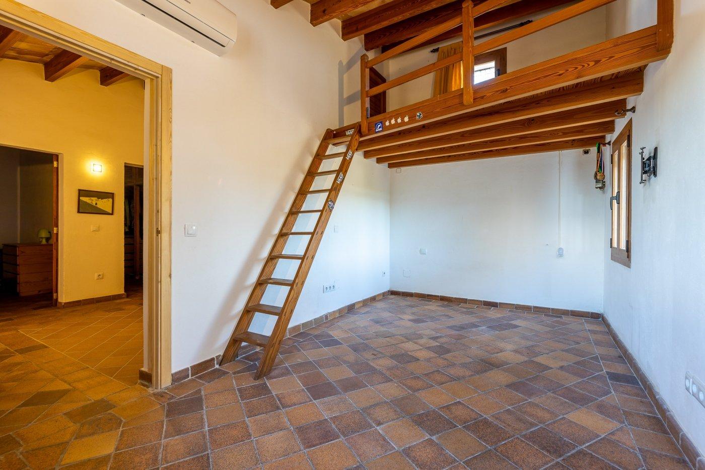 Encantadora finca rÚstica con casa de invitados  en marratxinet - imagenInmueble15