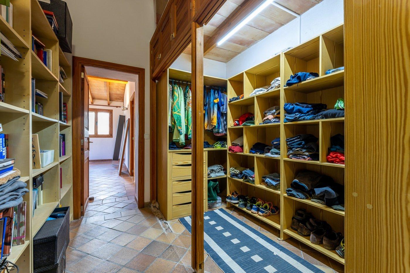 Encantadora finca rÚstica con casa de invitados  en marratxinet - imagenInmueble21