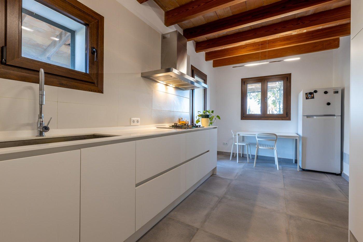 Encantadora finca rÚstica con casa de invitados  en marratxinet - imagenInmueble7