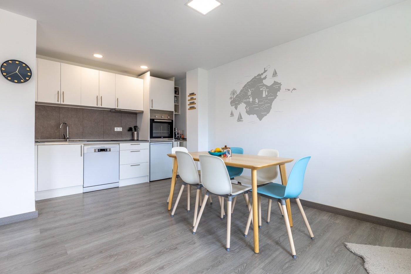 Acogedor piso en zona foners, palma - imagenInmueble8