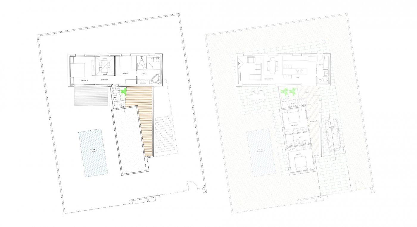 Espectacular proyecto de unifamiliares de obra nueva en las maravillas, palma - imagenInmueble18