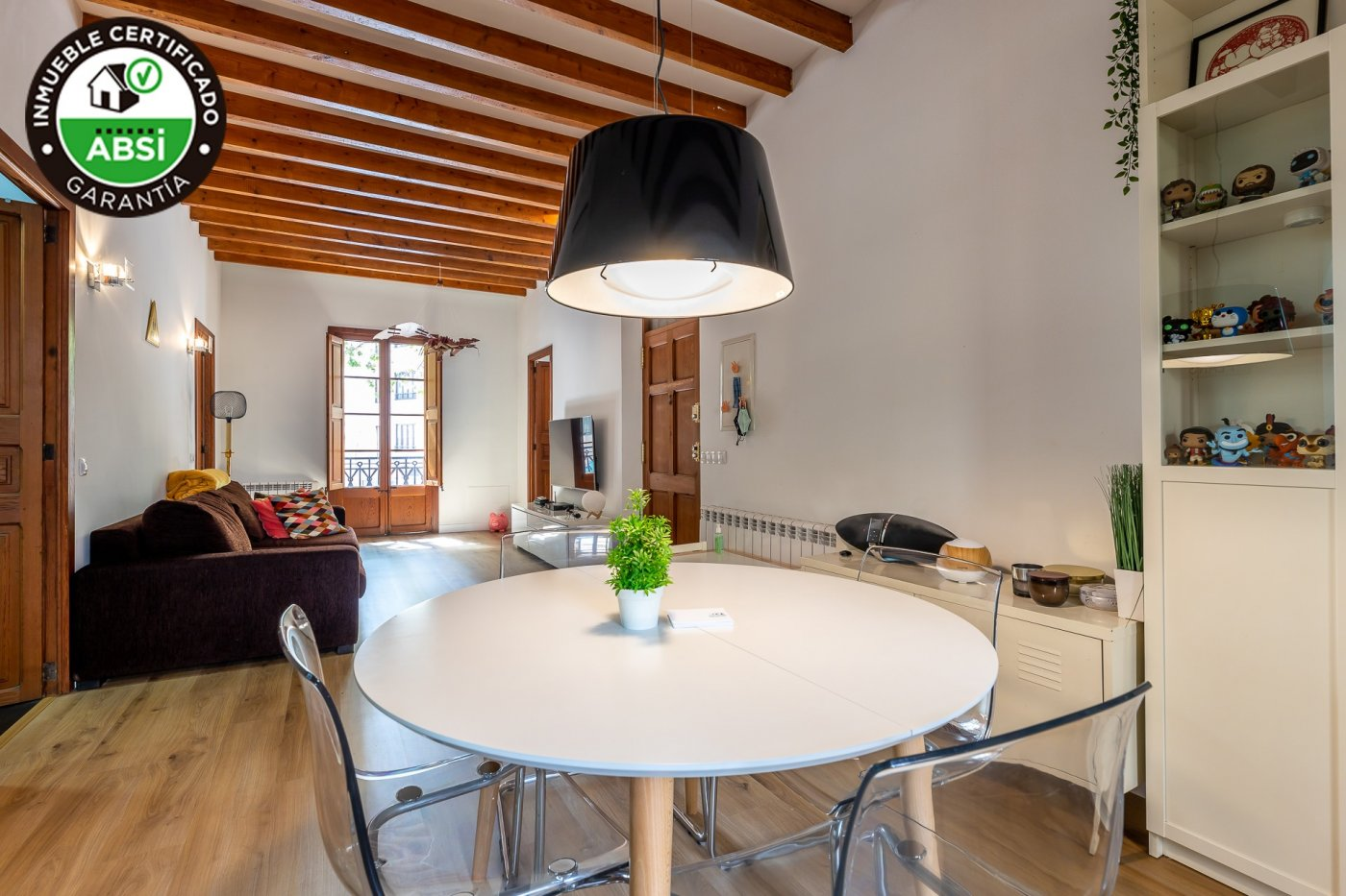 Bonito piso en centro de palma - imagenInmueble0