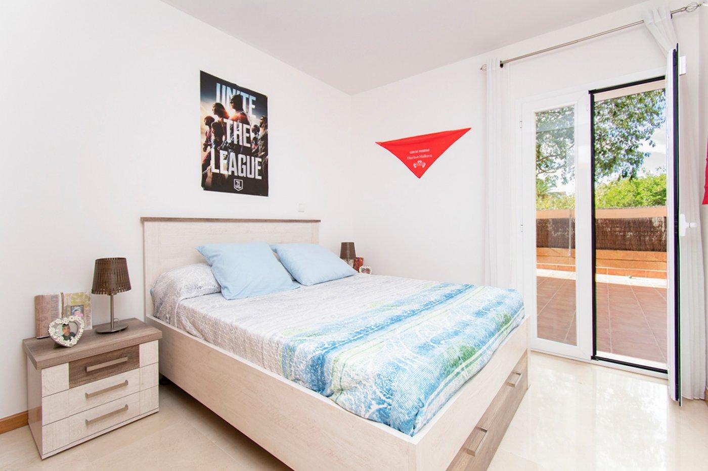 Planta baja de 2 habitaciones, terraza, parking, trastero y zonas comunitarias en son moix - imagenInmueble12