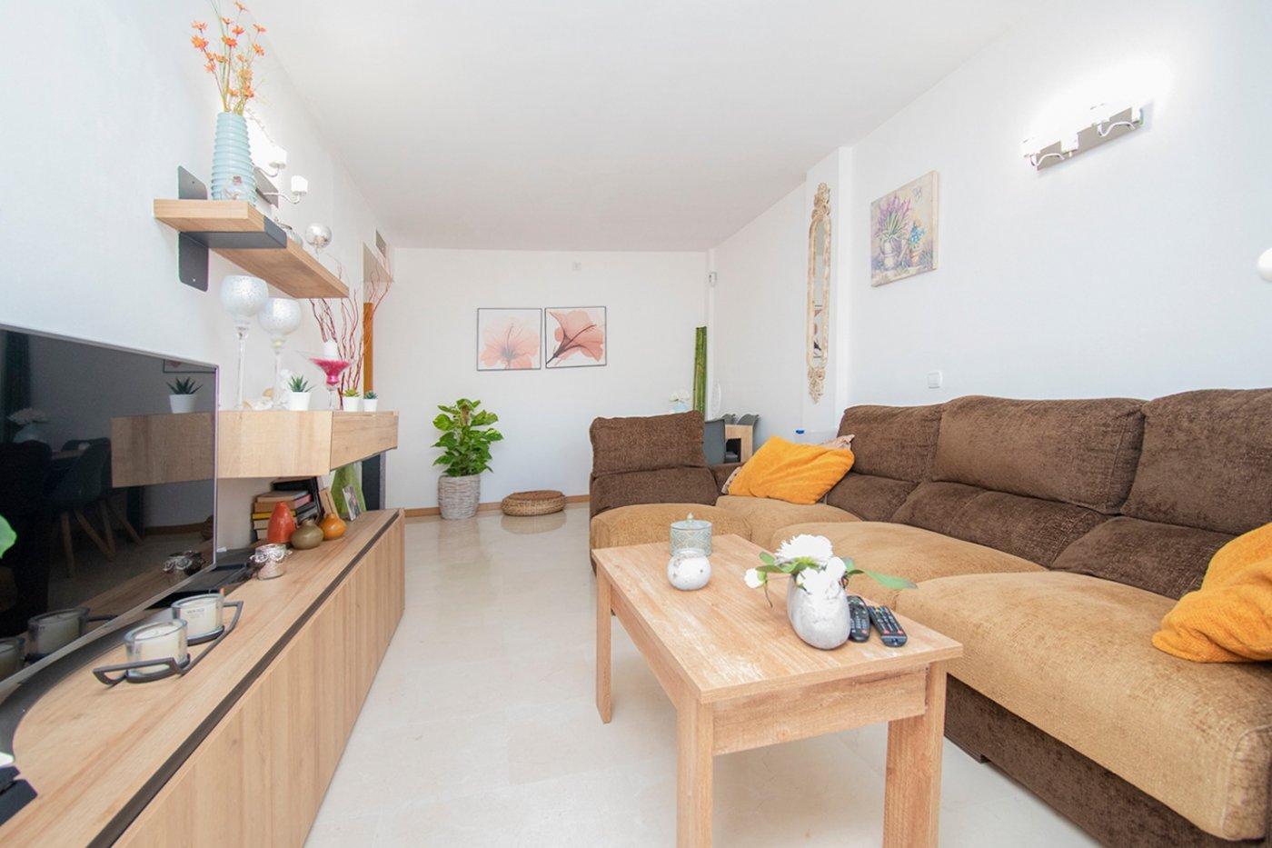 Planta baja de 2 habitaciones, terraza, parking, trastero y zonas comunitarias en son moix - imagenInmueble7