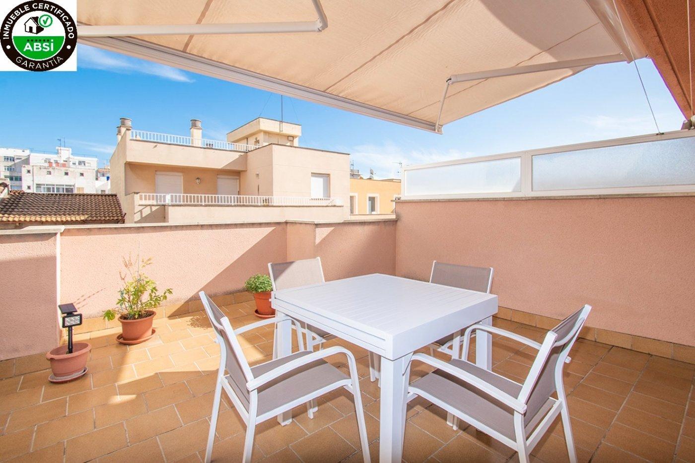 Ático-dÚplex de 3 habitaciones con terraza en planta en pedro garau (parking opcional) - imagenInmueble0