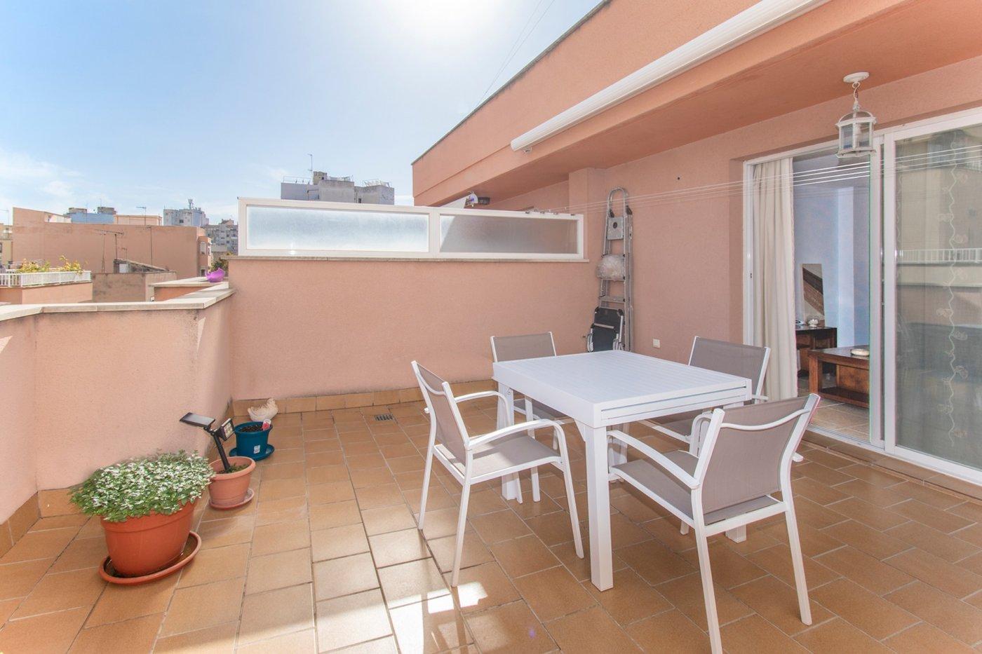Ático-dÚplex de 3 habitaciones con terraza en planta en pedro garau (parking opcional) - imagenInmueble2