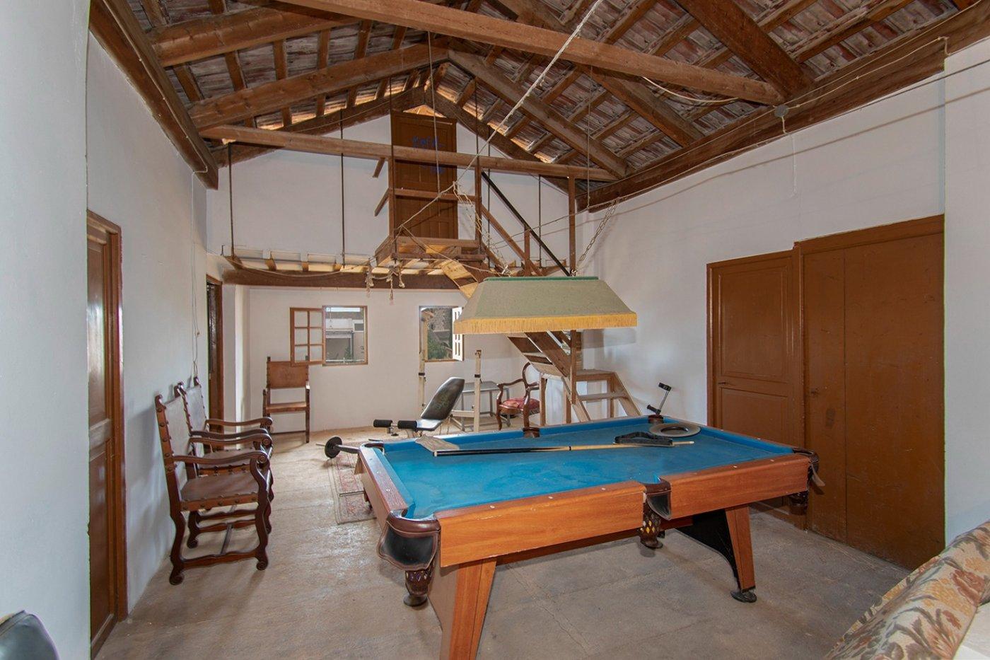 Casa unifamilair con garaje, jardÍn y terraza en la vileta. - imagenInmueble25