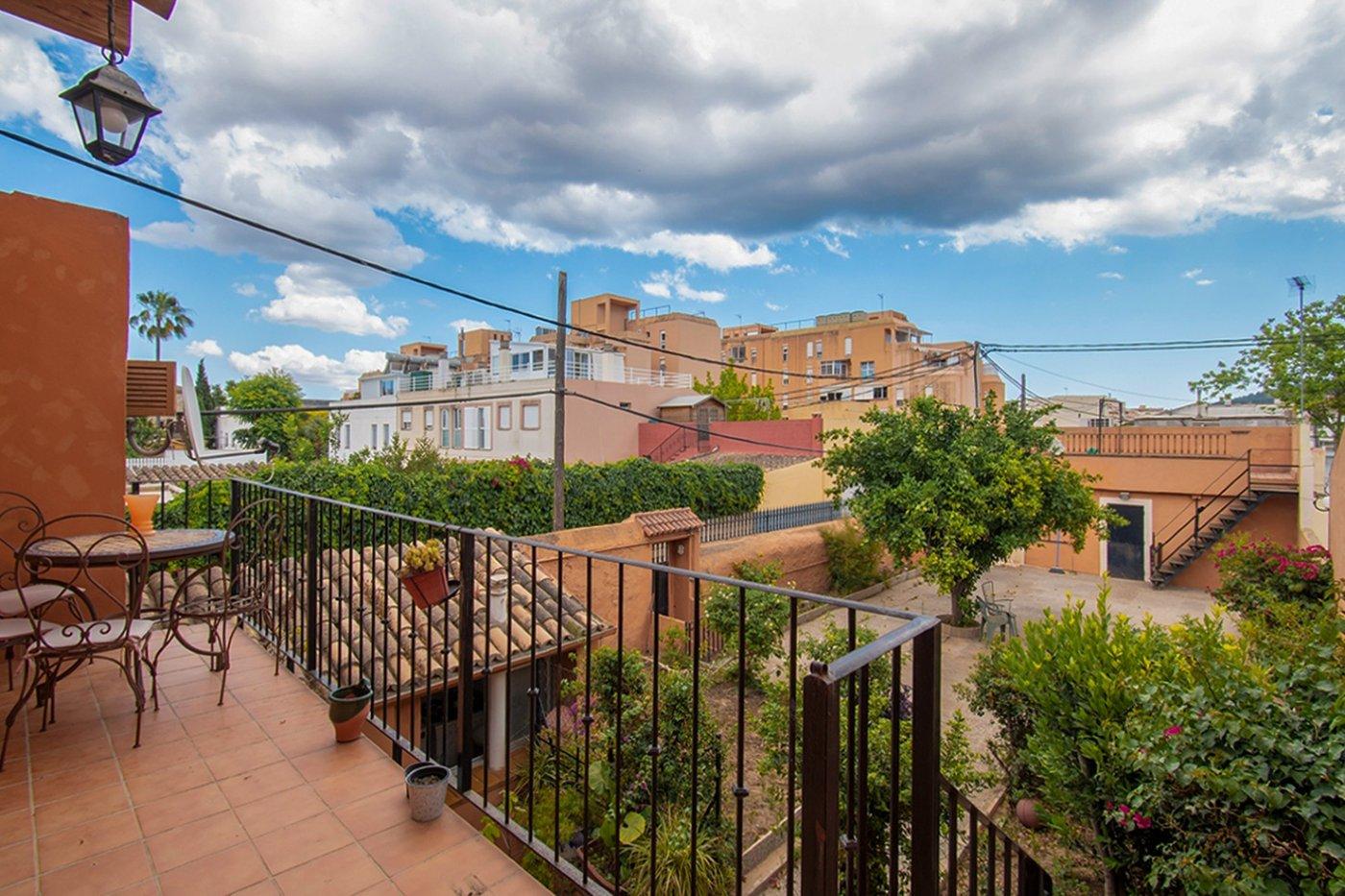 Casa unifamilair con garaje, jardÍn y terraza en la vileta. - imagenInmueble29