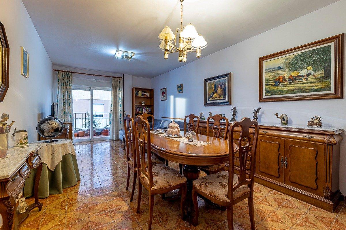Amplio piso de 3 dormitorios, un baÑo, un aseo y terraza. finca con ascensor - imagenInmueble3