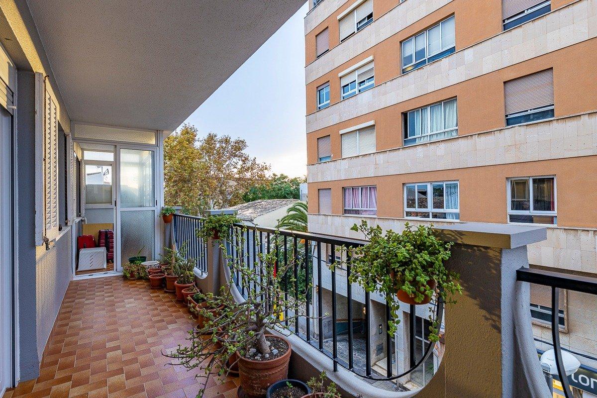 Amplio piso de 3 dormitorios, un baÑo, un aseo y terraza. finca con ascensor - imagenInmueble4