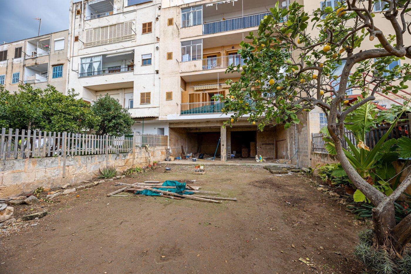 Planta baja y sala adicional de 95 m² con patio de 160 m² - imagenInmueble13