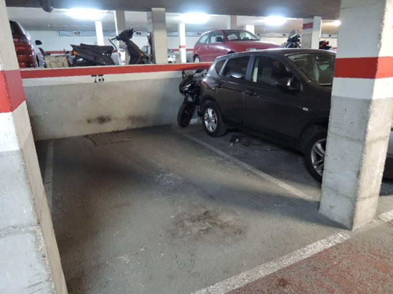 Parking for rent in Sants, Barcelona