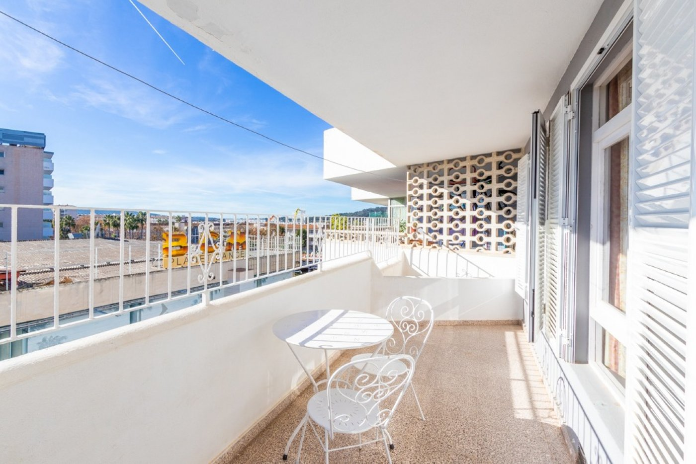 Flat for rent in Magaluf, Calvia