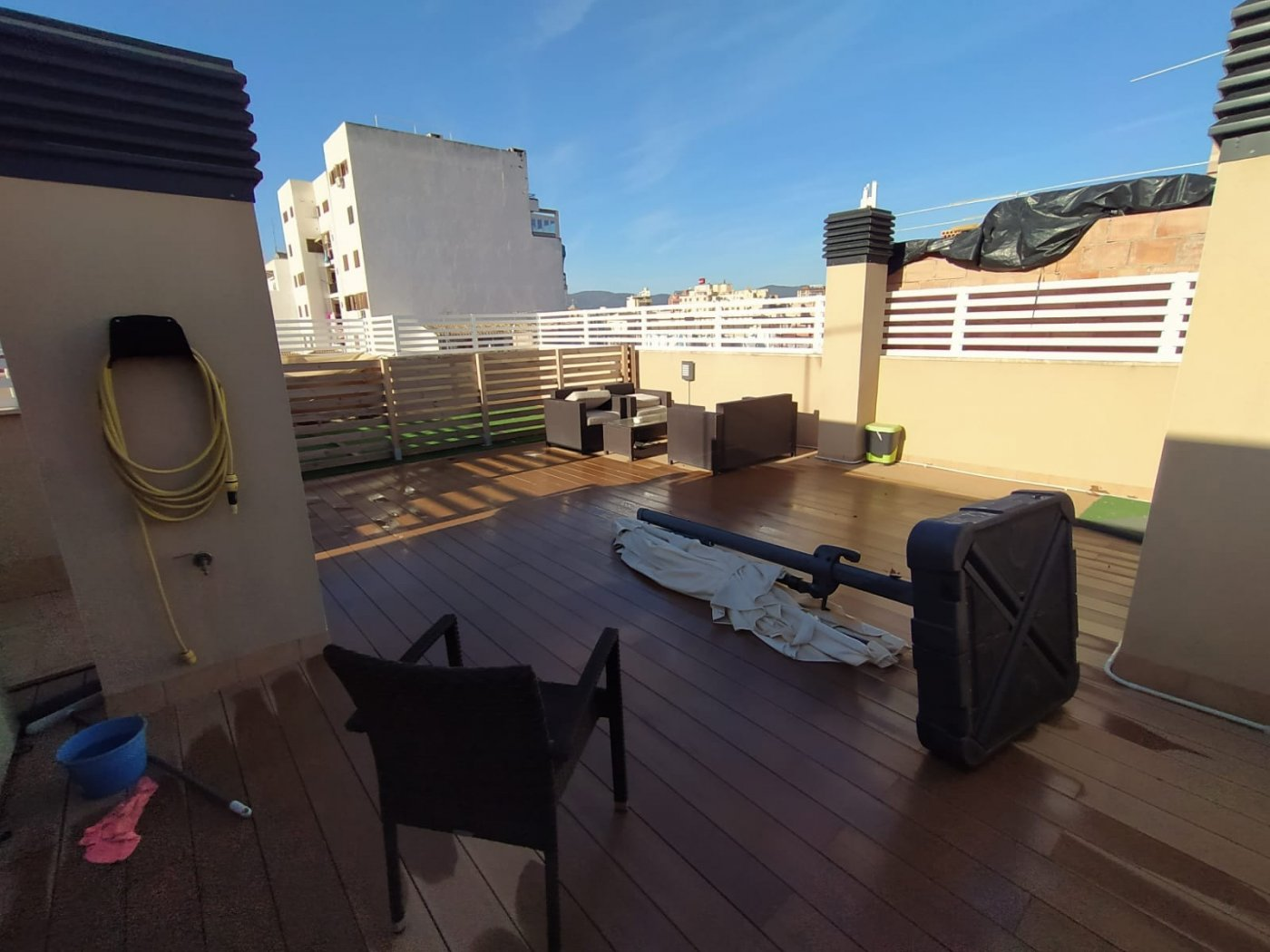 Atico en alquiler en Marqués de la Fontsanta, Palma de Mallorca