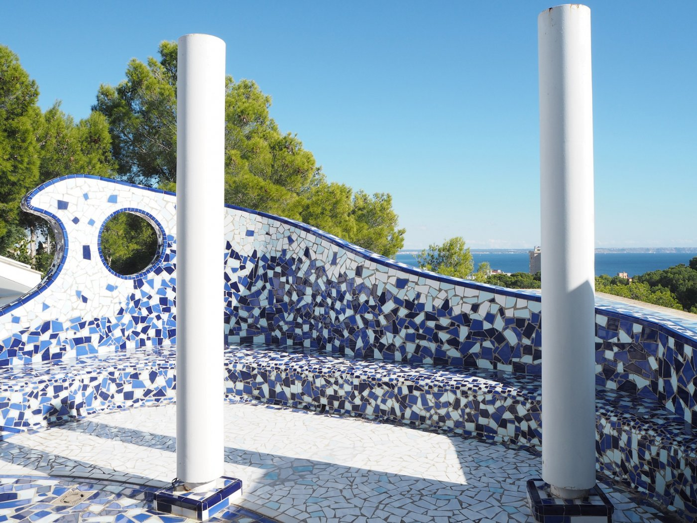 Exclusivo bajos con piscina y vistas al mar en cas català nou - imagenInmueble0
