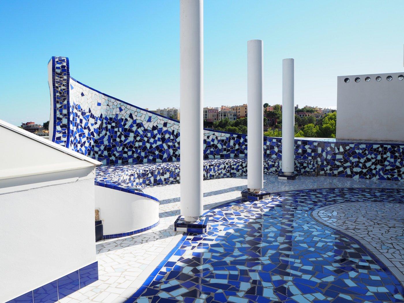 Exclusivo bajos con piscina y vistas al mar en cas català nou - imagenInmueble2