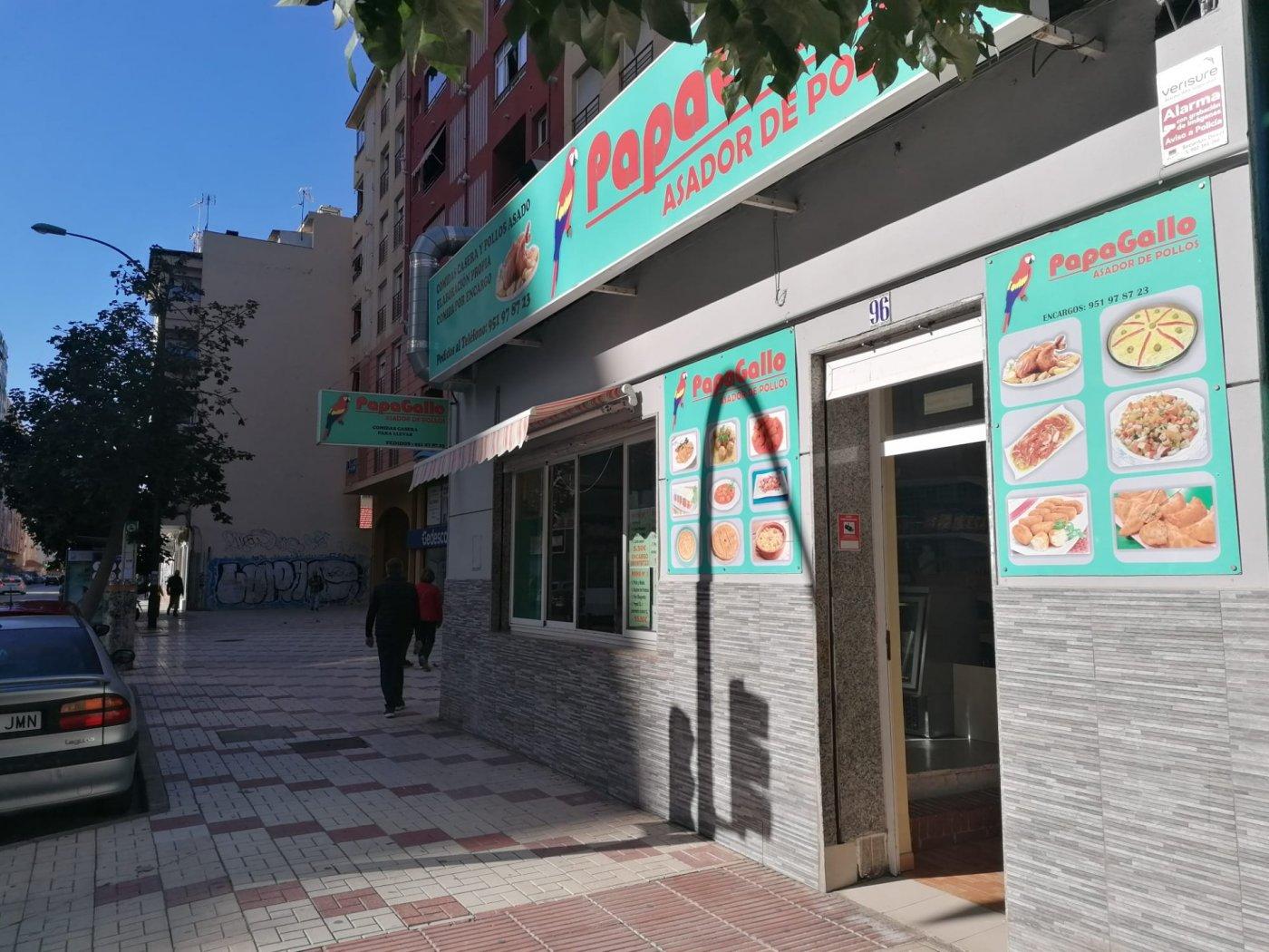 local-comercial en malaga · la-princesa-huelin 149999€