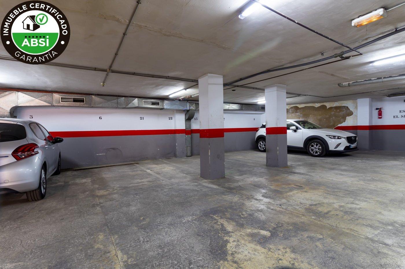 Plaza de parking para coche y moto en son oliva - imagenInmueble0