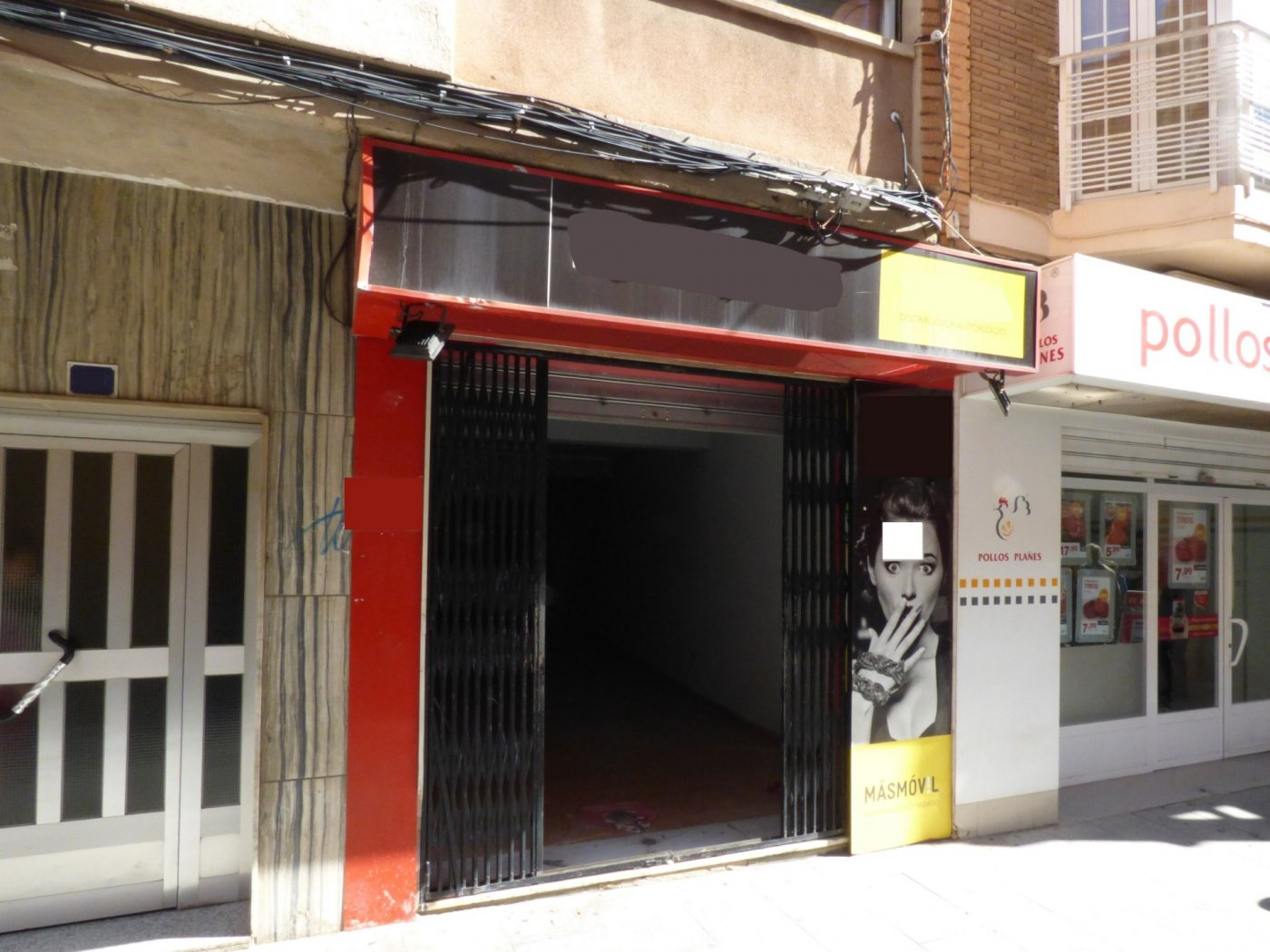 local-comercial en torrent · avenida-baja 850€