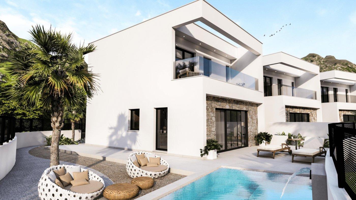 Villa for sale in Isla del fraile, Aguilas