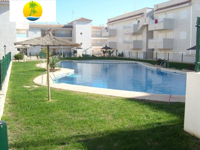 Ground Floor Apartment for sale in Collados, Aguilas